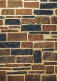 Decoratieve steenmuur Stock Afbeeldingen