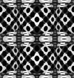 Decoratieve structurele ontwerpachtergronden 3D Illustratie Stock Afbeelding