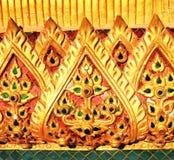 Decoratieve uitstekende achtergrond Stock Afbeelding