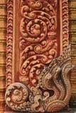Decoratieve uitstekende achtergrond Royalty-vrije Stock Afbeelding