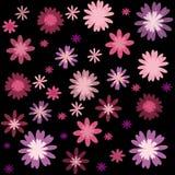 Decoratieve VectorAchtergrond Stock Foto