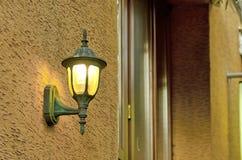 Decoratieve verlichtingsinrichting Royalty-vrije Stock Foto