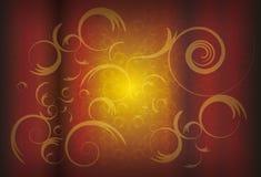 Decoratieve wijnoogst Stock Afbeelding