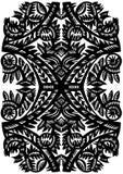 Decoratieve wijnoogst Royalty-vrije Stock Afbeeldingen