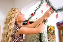 Decorating Stock Photography