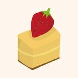 Decorating cake elements vector,eps Stock Photo