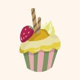 Decorating cake theme elements vector,eps10 Stock Photos