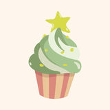 Decorating cake theme elements vector,eps10 Royalty Free Stock Photo
