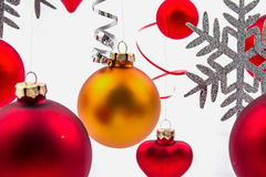 Decoratio de Noël Photo stock