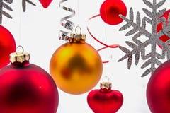 Decoratio do Natal Foto de Stock
