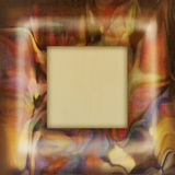 Decoration abstract vintage frame  background, motley Royalty Free Stock Photo