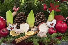 Decoration for advent and christmas season Stock Photography