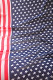 Decoration in american flag style Stock Photo