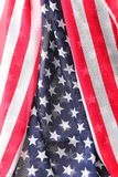 Decoration in american flag style Stock Photos