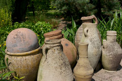 Decoration art. In a garden Stock Photography