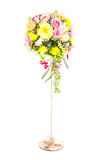 Decoration artificial flower Royalty Free Stock Photo