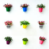 Decoration artificial flower Stock Images