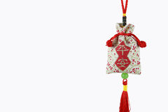 Decoration bag Royalty Free Stock Photography