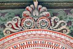 Decoration of Bakhchysarai Palace Royalty Free Stock Image
