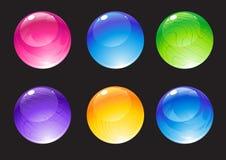 Decoration balls Royalty Free Stock Photo