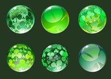 Decoration balls Stock Photography