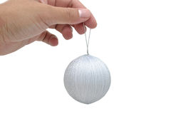 Decoration balls. Stock Images