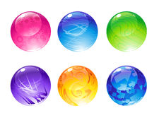 Decoration Balls Royalty Free Stock Images