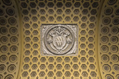 Decoration of the Basilica of St  John Lateran Royalty Free Stock Images