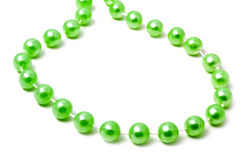 Decoration beads Royalty Free Stock Images