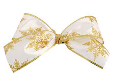 Decoration bow Stock Photo