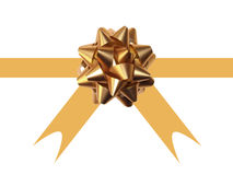 Decoration bow Royalty Free Stock Images