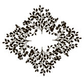 Decoration branches Stock Photography