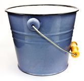 Decoration bucket Royalty Free Stock Photography