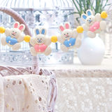 Decoration for child's room Stock Photo
