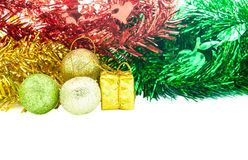 Decoration for Christmas and Happy New year. Stock Photo