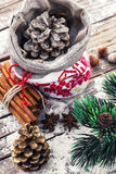 Decoration for Christmas holiday Royalty Free Stock Photography