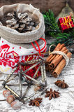 Decoration for Christmas holiday Royalty Free Stock Image