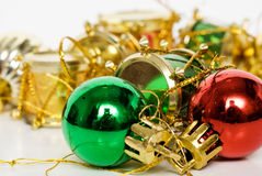 Decoration - Christmas ornament Royalty Free Stock Photography