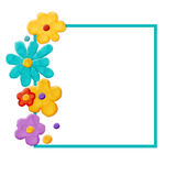 Decoration From Clay. Vector Realistic Decoration From Clay. Greeting, Card, Invitation Design Template vector illustration