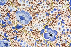 Decoration on cloth Royalty Free Stock Images