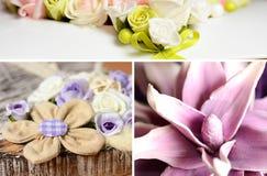 Decoration collage Stock Photo