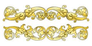 Decoration design element Stock Photo