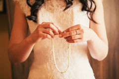 Decoration and dress Stock Images