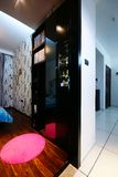 Decoration effect. Well renovated home of the Beijing residents Stock Images