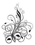Decoration element vector. Nature stylisch abstract designe Stock Photo