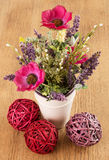 Decoration flower bouquet Royalty Free Stock Photography