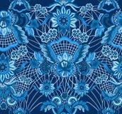 Decoration flower pattern Stock Photography