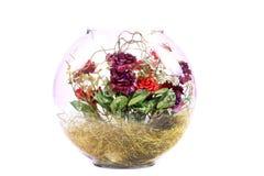 Decoration flower pot Royalty Free Stock Image