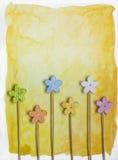 Decoration Flowers Stock Image