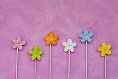 Decoration Flowers Stock Images